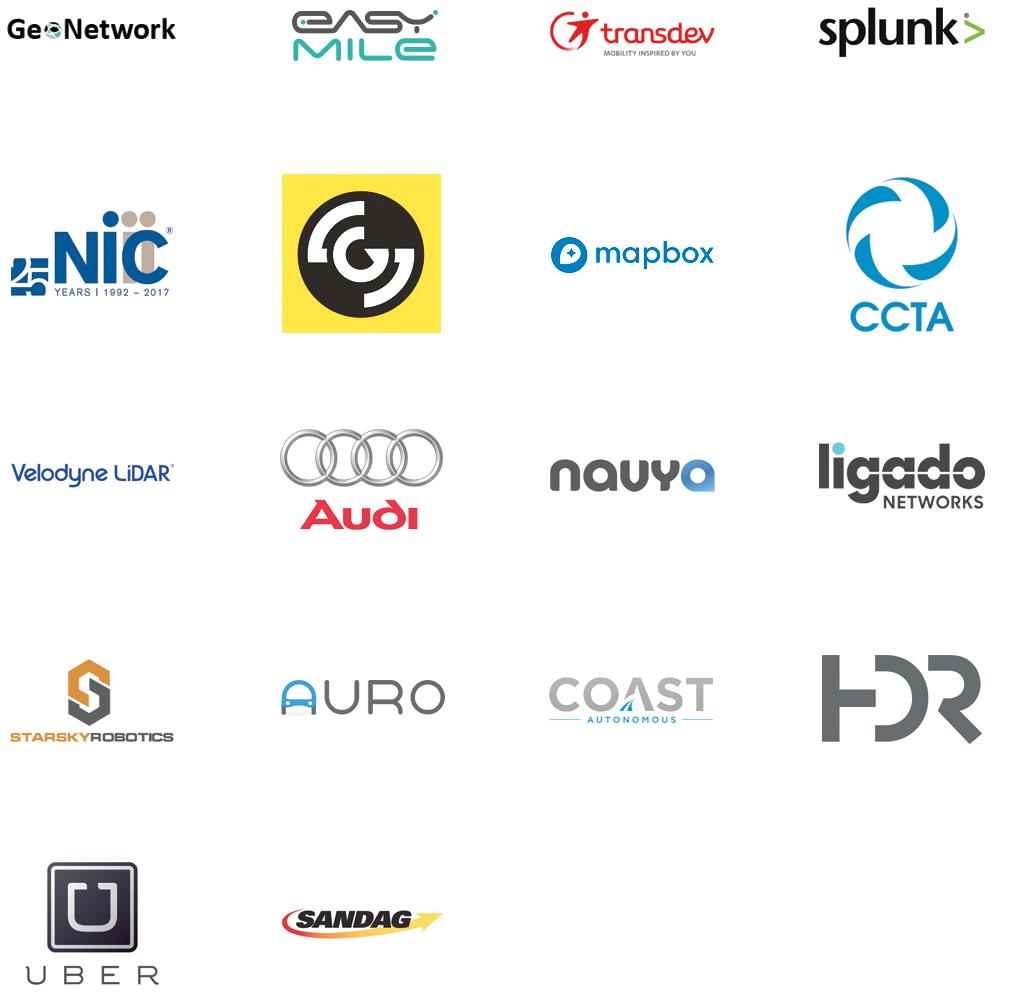 ATI21 Members and Sponsors